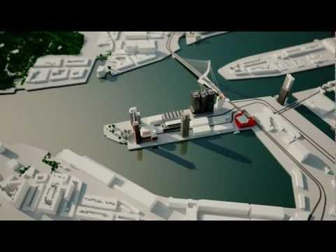 Rebuilding Rotterdam