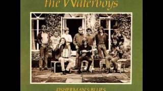 Watch Waterboys Fishermans Blues video