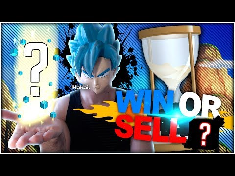 YOU GET TO CHOOSE WHO I BABA SHOP IF I LOSE! 15 Minute Dokkan Event Challenge! DBZ Dokkan Battle