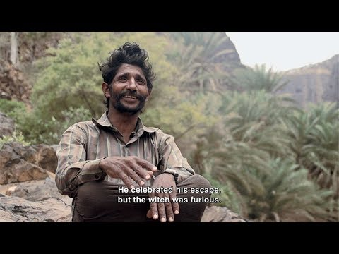 "Socotra Island Djinn Story - Scene Documentary ""Socotra: The Hidden Land"""
