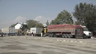 GLOBALink | First cargo trucks depart Afghanistan for Europe: official