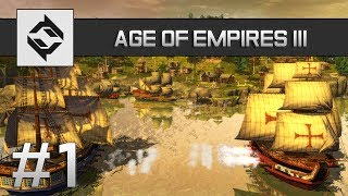 Age of Empires III #1 - Fort Europa