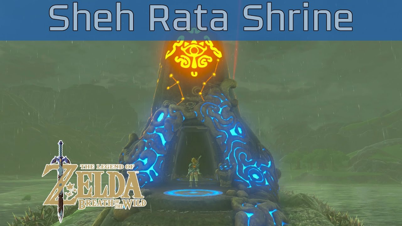 how to get all chests in sheh rata shrine