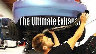 homepage tile video photo for Building The Perfect EXHAUST for The Turbocharged Miata