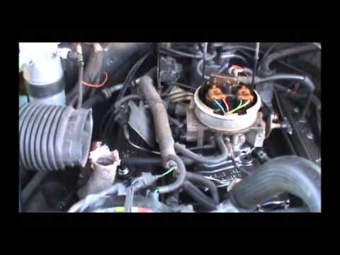 93 Chevy Silverado EGR Solenoid Replacement - YouTube