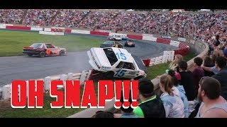 Bowman Gray - 4/28/2018 - Stadium Stocks - 15-Lapper - Race 1