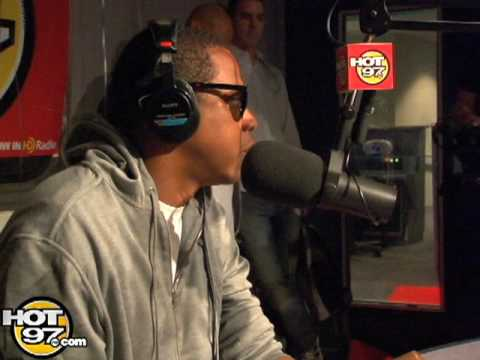 Jay z interview on the cipha sounds rosenberg morning show youtube malvernweather Images