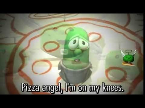 VeggieTales Silly Song Karaoke: Pizza Angel