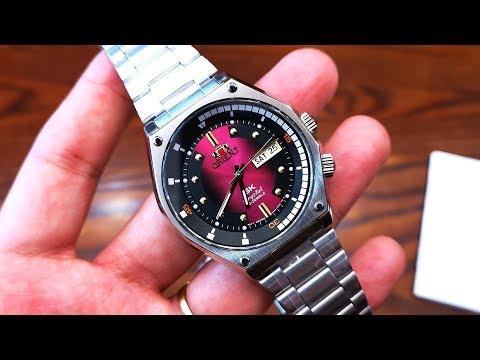 [Siêu Hot] Orient SK Mặt Lửa Tái Bản RA-AA0B02R19B | ICS Authentic