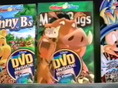 2003 Kids' Commercials