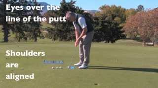 Fix the Yips - Step 4 - Putting Basics