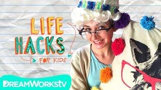 Yay Yarn Hacks   LIFE HACKS FOR KIDS