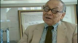 I.M. Pei Talks About Louis Kahn