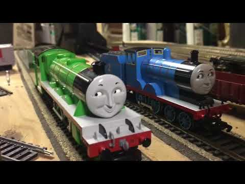 My thoughts on Edward, Henry and Toby being removed from the steam team