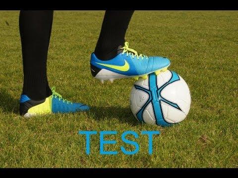 nike ctr360 maestri iii test