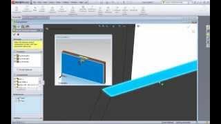 SolidWorks Smart Components - Умные компоненты