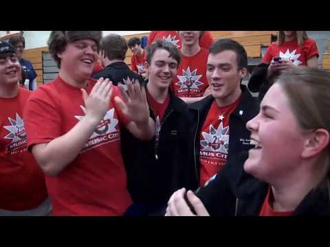 Let's Dance - Music City Drum and Bugle Corps 2011