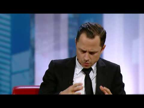 Giovanni Ribisi on George Stroumboulopoulos Tonight: INTERVIEW