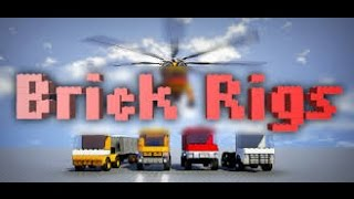 Brick Rigs, a game to destroy lego.... of couse and a little roblox
