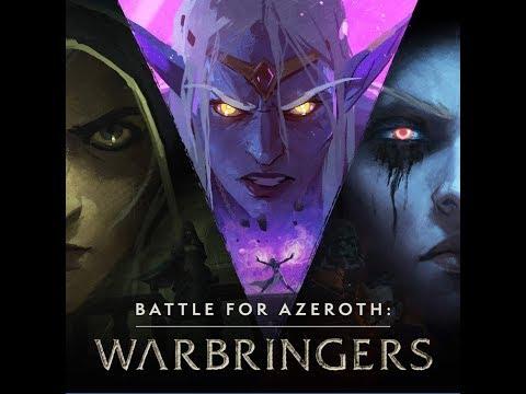 All Warbringers Music - Sylvanas   Jaina   Azshara - Battle for Azeroth Music