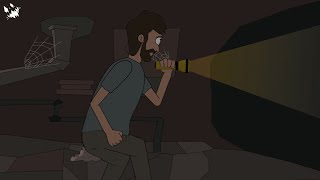 3 Scary Stories Animated - Crawlspace, Crazy Family \u0026 Creepy Brother