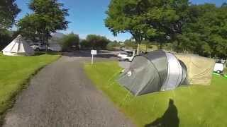 Glanllyn Lakeside Camping Park