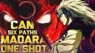 **  CAN SO6P MADARA ONE SHOT NIGHT GUY ? (S RANK) * | ** Naruto Ultimate Ninja Blazing *