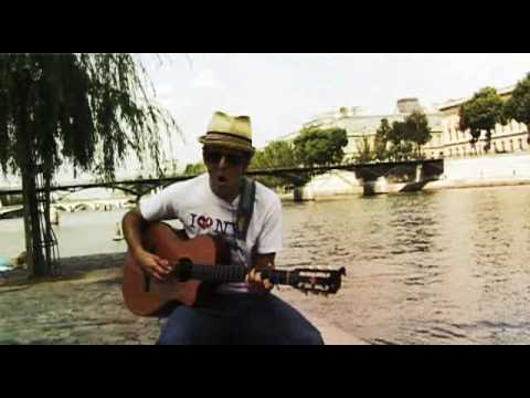Jason Mraz Live In France Singing ClockWatching.