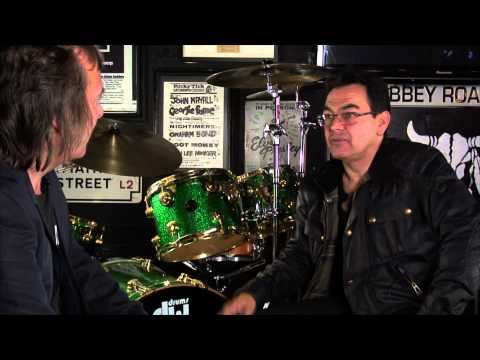 Jon Moss (Culture Club) - Interview with Spike [PART ONE]