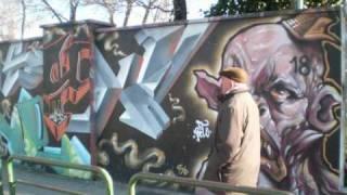 RAPEROS Y ARTISTAS,GRAFITEROS Y BOMBEROS thumbnail