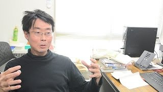 金沢大学で憲法学を研究する山崎友也准教授