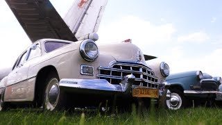 Эти АВТОМОБИЛИ хотят все!!  Rare vintage cars! OLD CAR LAND 2019