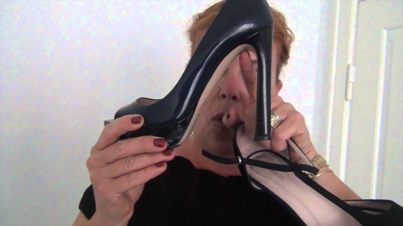 Store fødder ? Christina Wedel