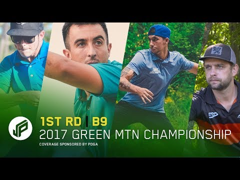 2017 GMC | Round 1, Back 9 | McBeth, Turner, Barsby, Brinster