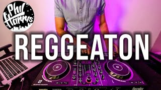 BEST OF REGGAETON 2020 | LIVE DJ MINI MIX