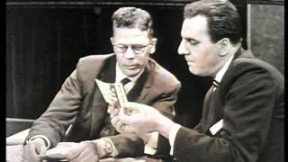 Willem Duys in gesprek met Drs. P (24-01-1964)