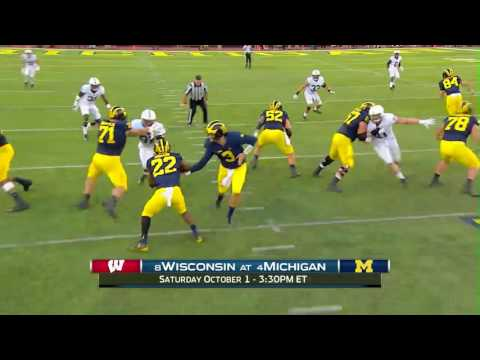 Week 5 Preview: Wisconsin at Michigan