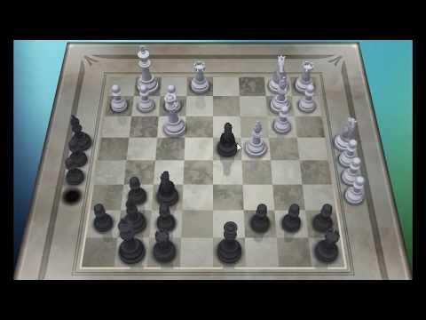 Шахматы. Шахматы Windows (Chess Titans) 10-й уровень