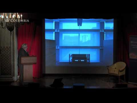 World Leaders Forum: Portuguese Architect and Pritzker Prize winner, Eduardo Souto de Moura
