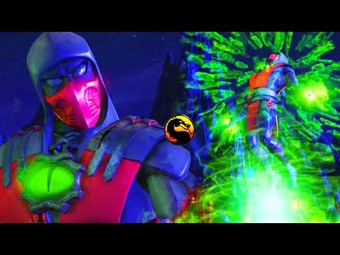 """PLAYING ERMAC IN STYLE! - Mortal Kombat X Krimson """"Ermac"""" Gameplay (MKXL Online Ranked)"""
