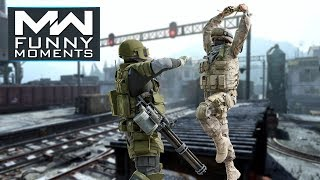 COD Modern Warfare - Funny Moments #7