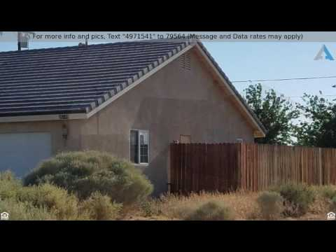 Priced at $70,000 - 20149 84th Street, California City, CA 93505