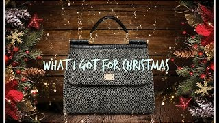 What I Got For Christmas! Fashionista Blogger | 2014 Thumbnail