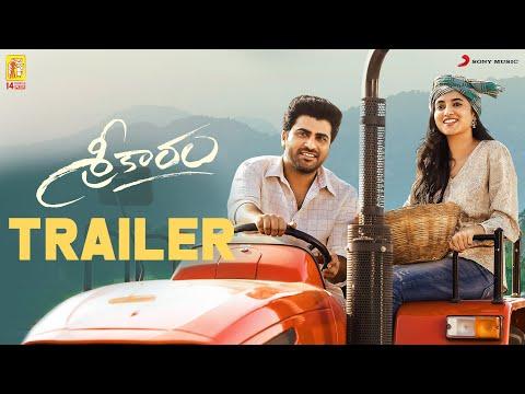 Sreekaram Trailer | Sharwanand, Priyanka Arul Mohan | Kishor B | Mickey J Meyer