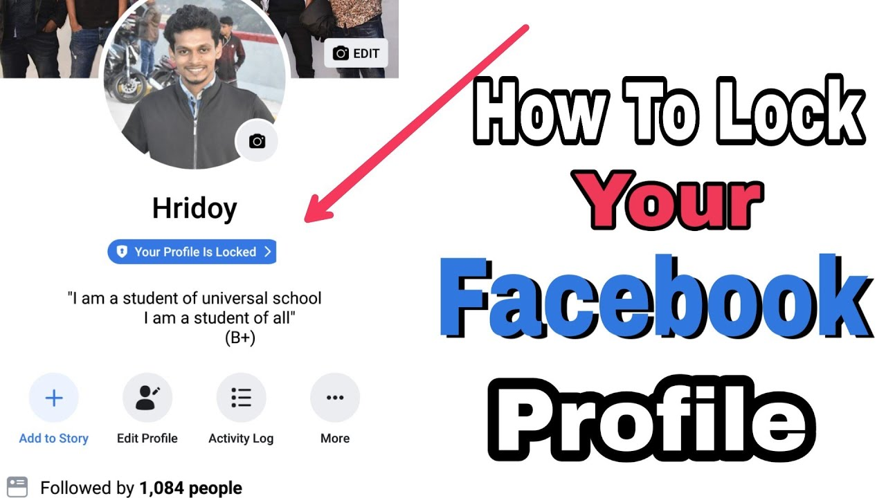 How To Lock Facebook Profile New Feature Of Facebook 2019