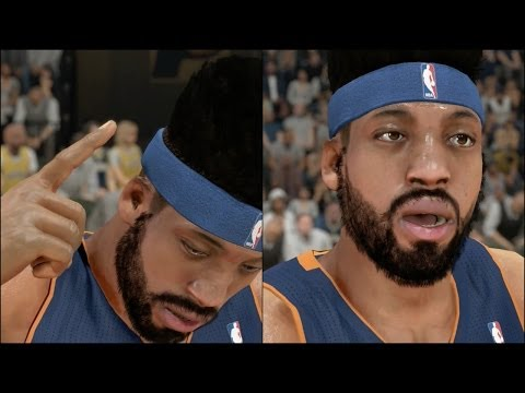 NBA 2k14 MyCAREER PS4 Gameplay - Pacers Can't Contain Dunking Machine Bridges