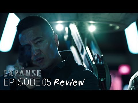 The Expanse Explained S03E05: Triple Point, classic sci-fi