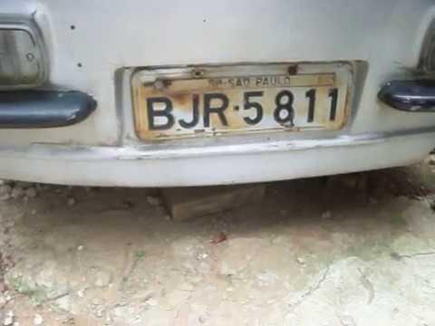 703bff35dd4 Carros Abandonados - Puma GT - Parafernalia  - YouTube