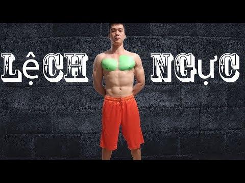 3 Bài tập giúp khắc phục lệch cơ Ngực hiệu quả   Lệch cơ là gì?Có nguy hiểm hay không?