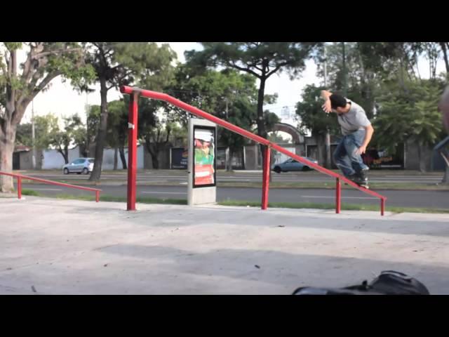 Daniel Vallejo PRO WHEEL Centro Roller HD